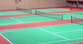 Canchas de Tennis